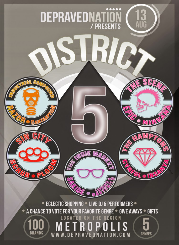 district 5 flyer