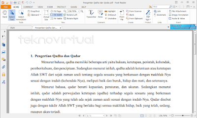file PDF dengan Office 2016