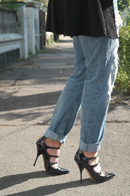 Styling Boyfriend jeans by What Laura did Next