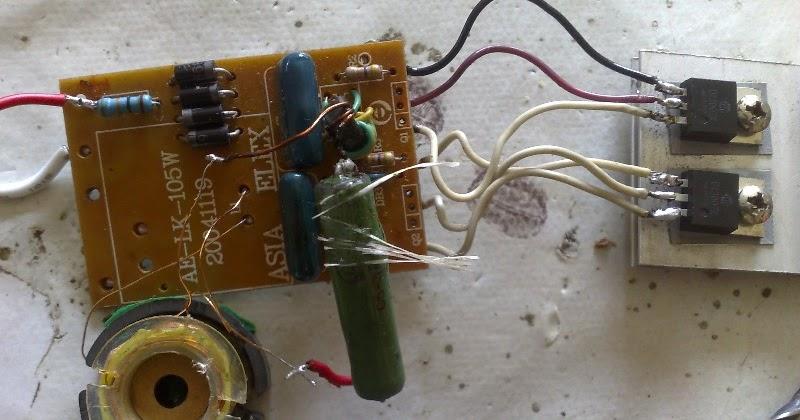 Инверторы для индукционных нагревателей своими руками фото 418