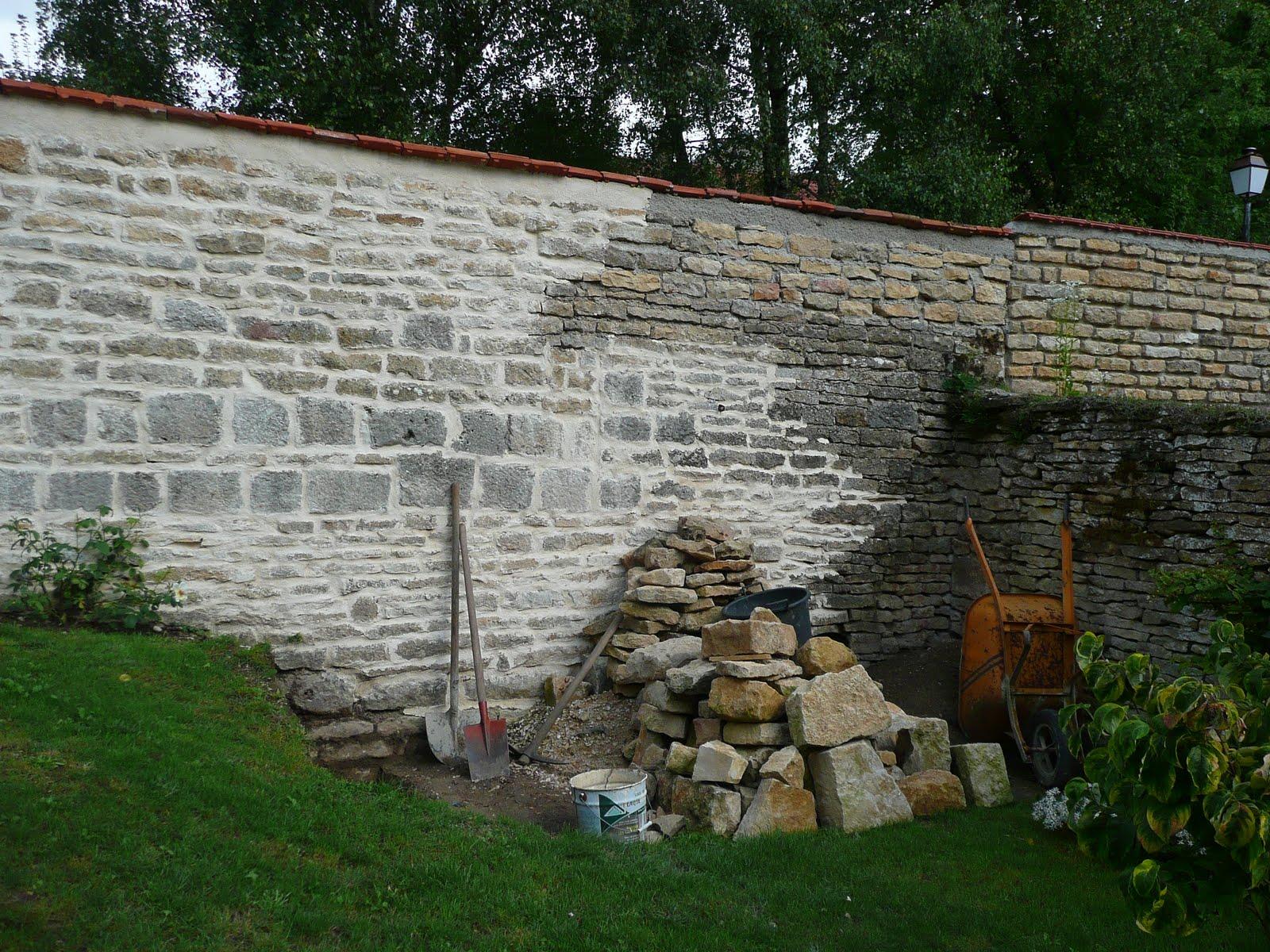 Notre jardin secret fin ao t for Cailloux rocaille