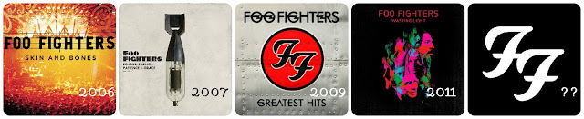 Foo Fighters Album Covers / L-vi.com