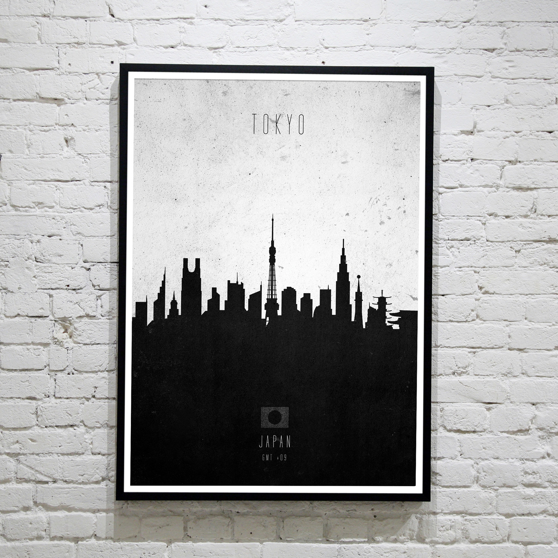Tokyo. Contemporary Cityscape