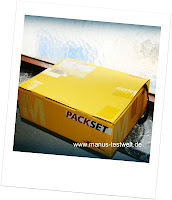 Paketpost