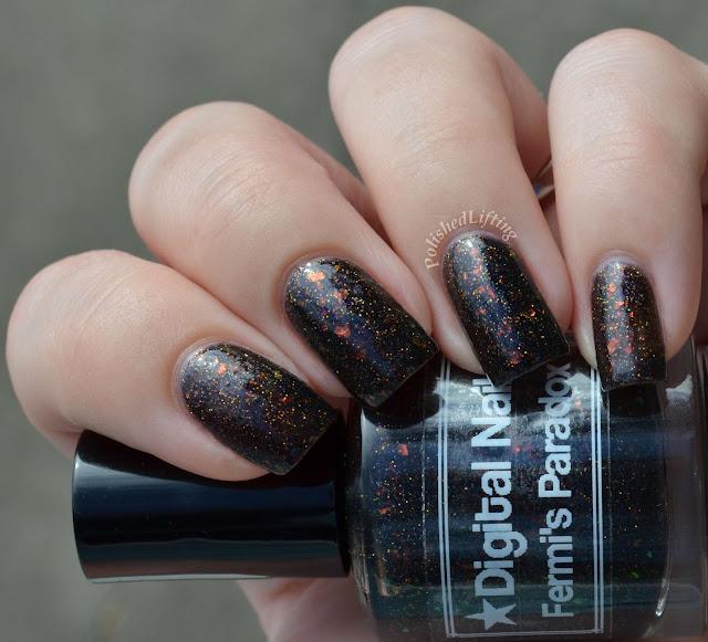 Digital Nails Fermi's Paradox September LE