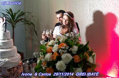 Casamento Carlos e Ivone
