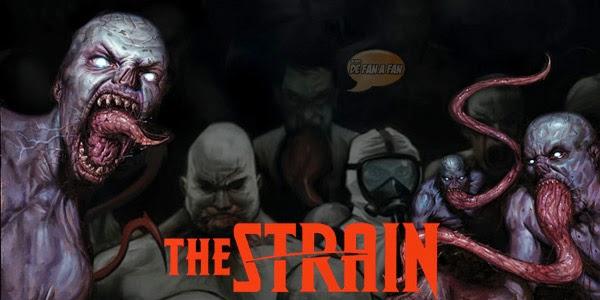 """The Strain: una nueva promo que da """"repelús"""""""