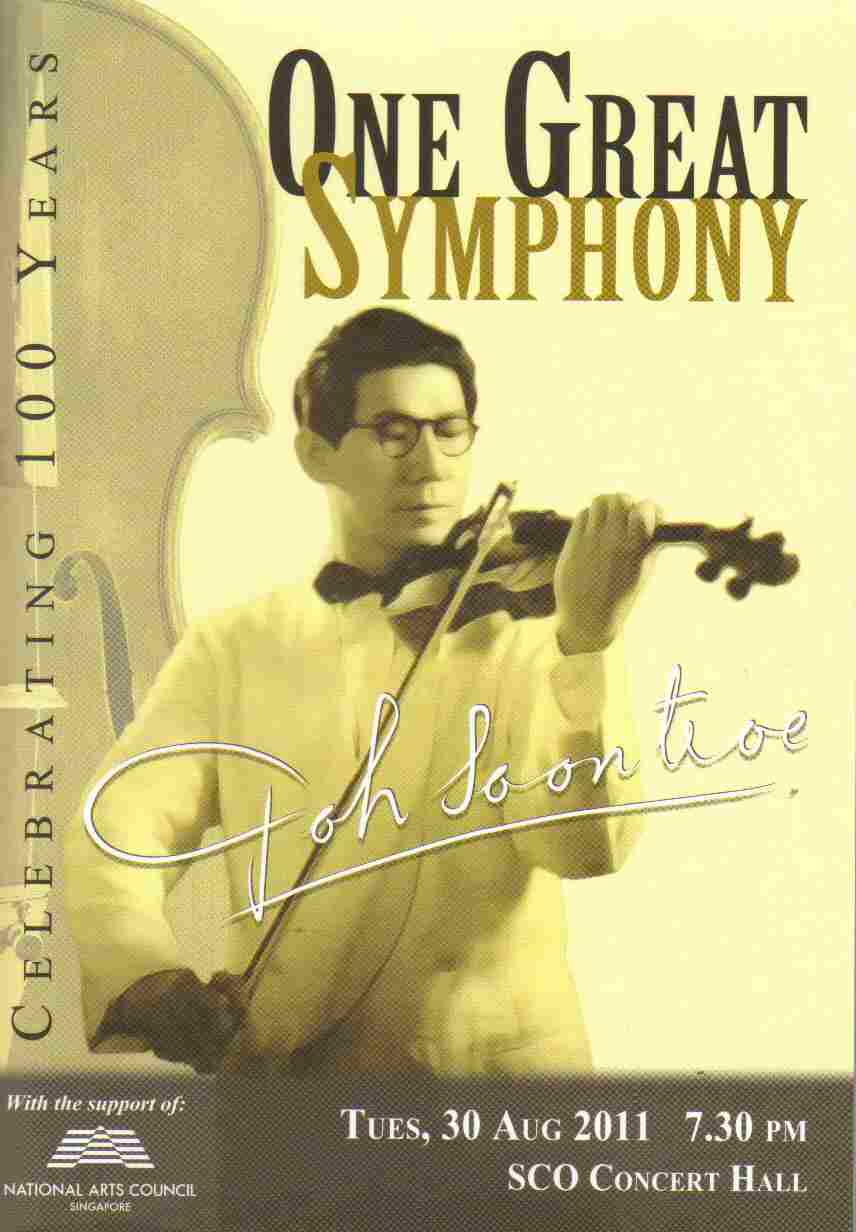 pianomania: ONE GREAT SYMPHONY / Goh Soon Tioe Centenary Concert ...