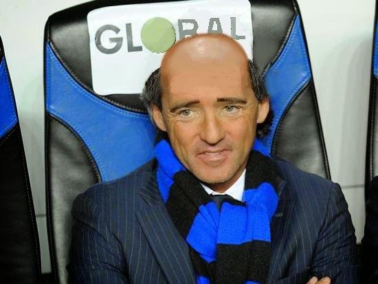 Inter, mancini, umorismo, sport, calcio