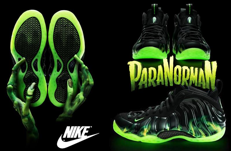 Nike Paranorman Zombie Kicks