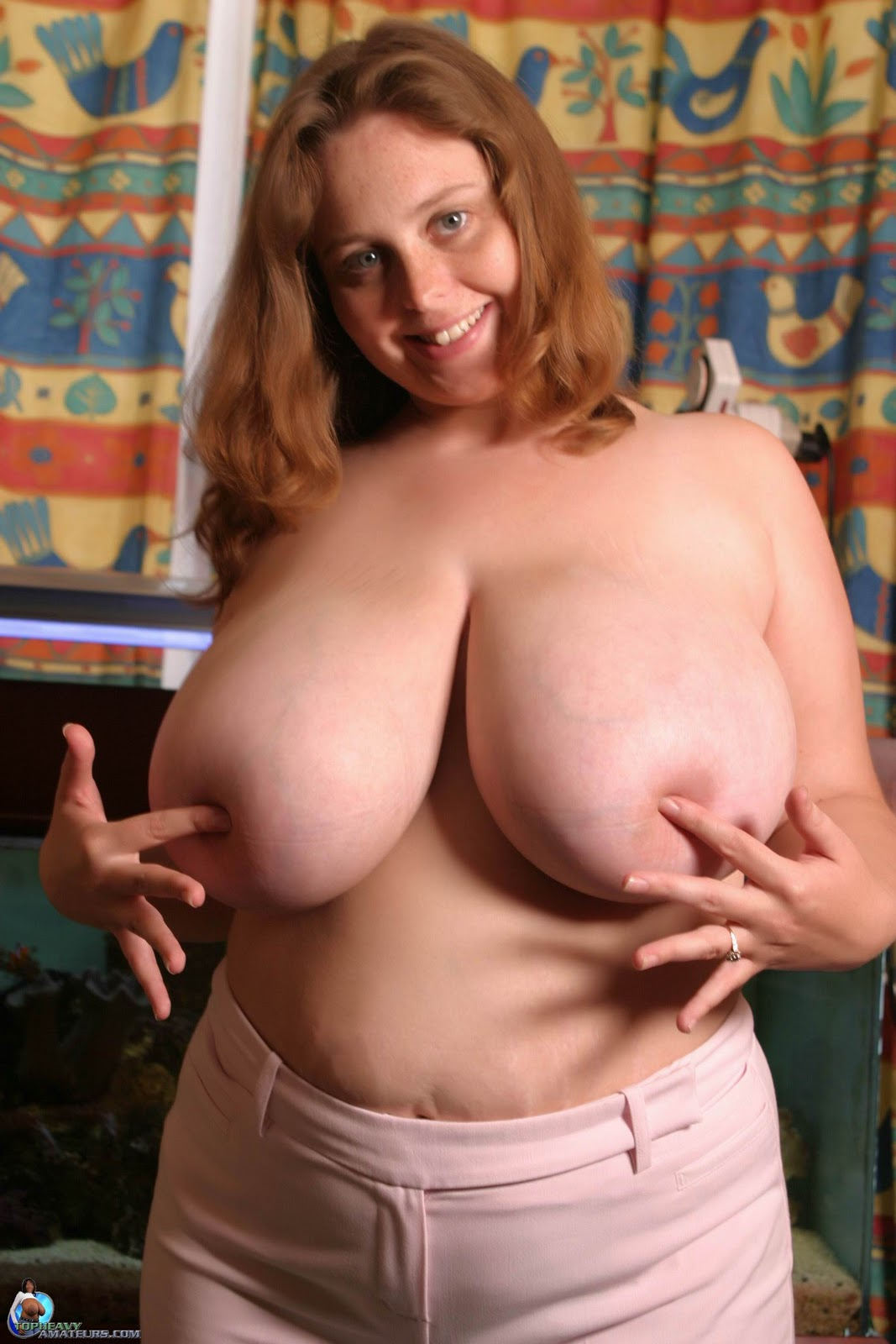 top heavy amateur julie big boobs
