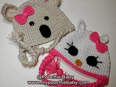 Crochet Hats for Girls