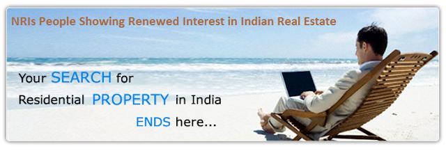 NRIs People Showing Renewed Interest in Indian Real Estate