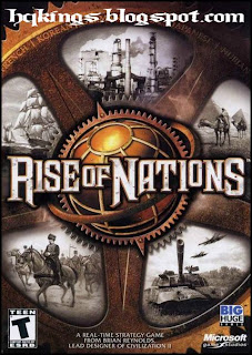 Rise of Nations PC Game Full