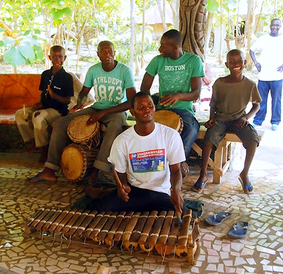 gambia live music