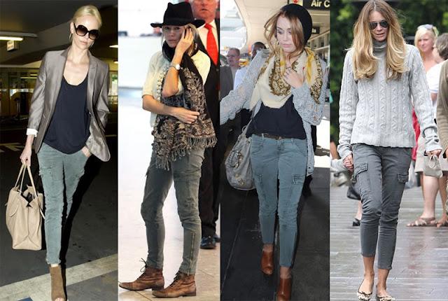 celebrity cargo pants