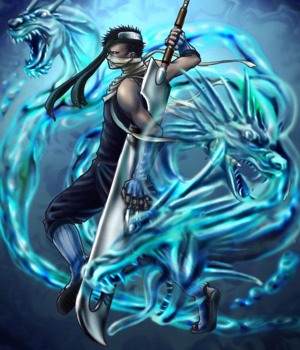 Profil 7 Pemegang Pedang Legendaris Dari Kirigakure