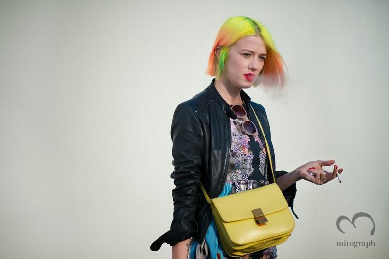 mitograph Marianne Theodorsen Before Louis Vuitton Paris Fashion Week 2014 Spring Summer PFW Street Style Shimpei Mito