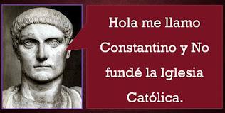 Constantino y la Iglesia Católica