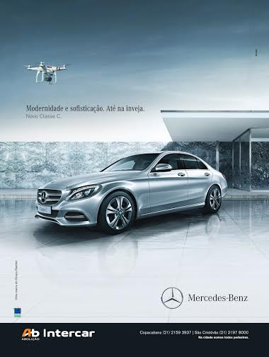 News shopping kindle lan a campanha humorada para for Intercar mercedes benz