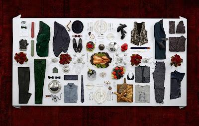 Tommy hilfiger, Feliz Navidad, cena de navidad, menswear, preppy style, elegancia, style,