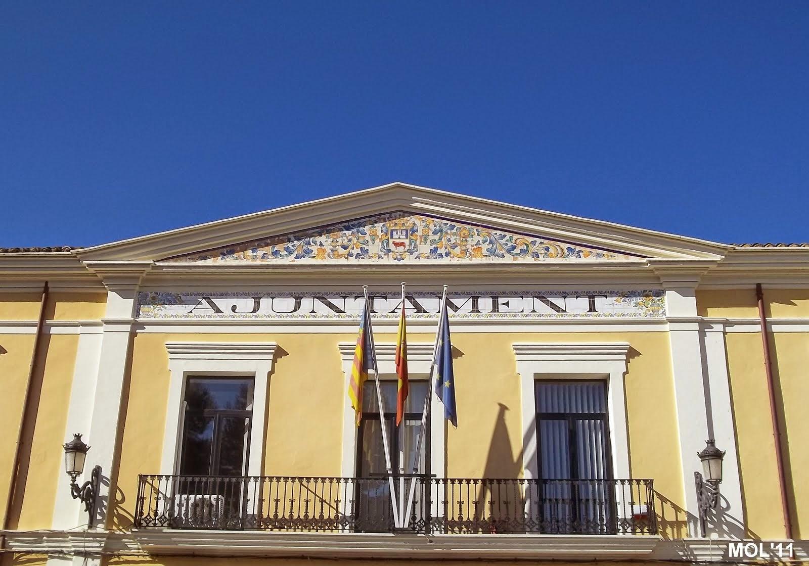 PLENO URGENTE Y EXTRAORDINARIO DEL AYUNTAMIENTO DE MANISES, 29.12.2014