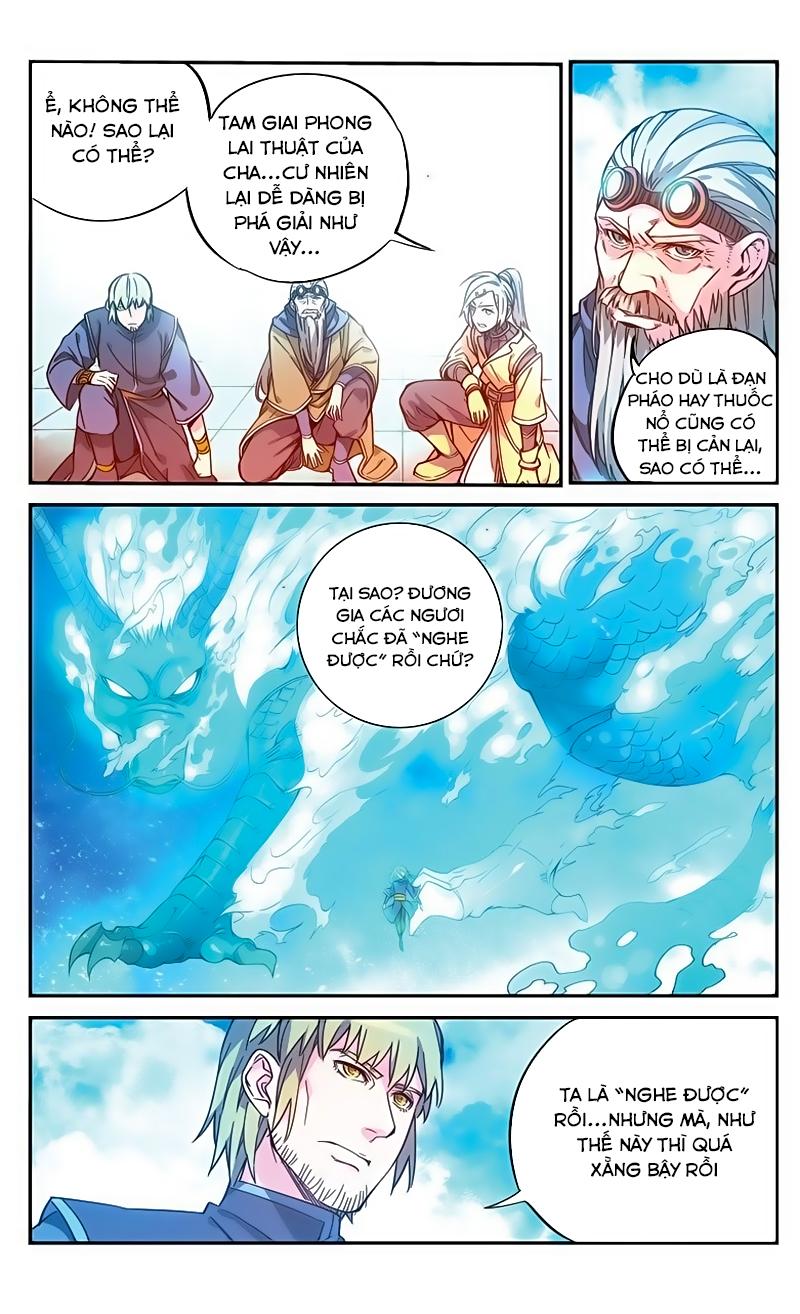 Đấu phá thương khung Ngoại Truyện - Dược Lão Truyền Kỳ Season 2 Chapter 22 - Truyentranhmoi.net