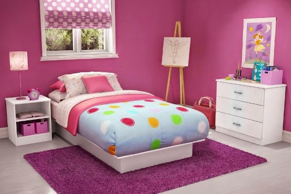 Bedroom Ideas For Girls Purple
