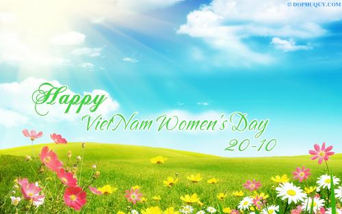 Viet Nam Women's Day
