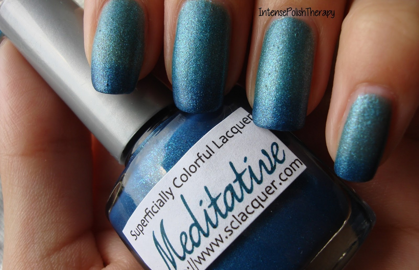 Superficially Colorful Lacquer - Meditative