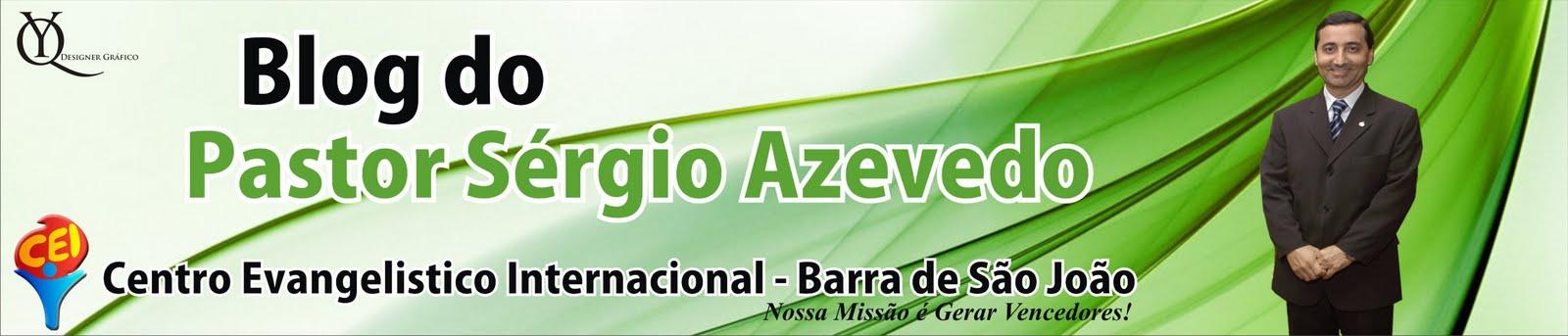 Pastor Sérgio Azevedo