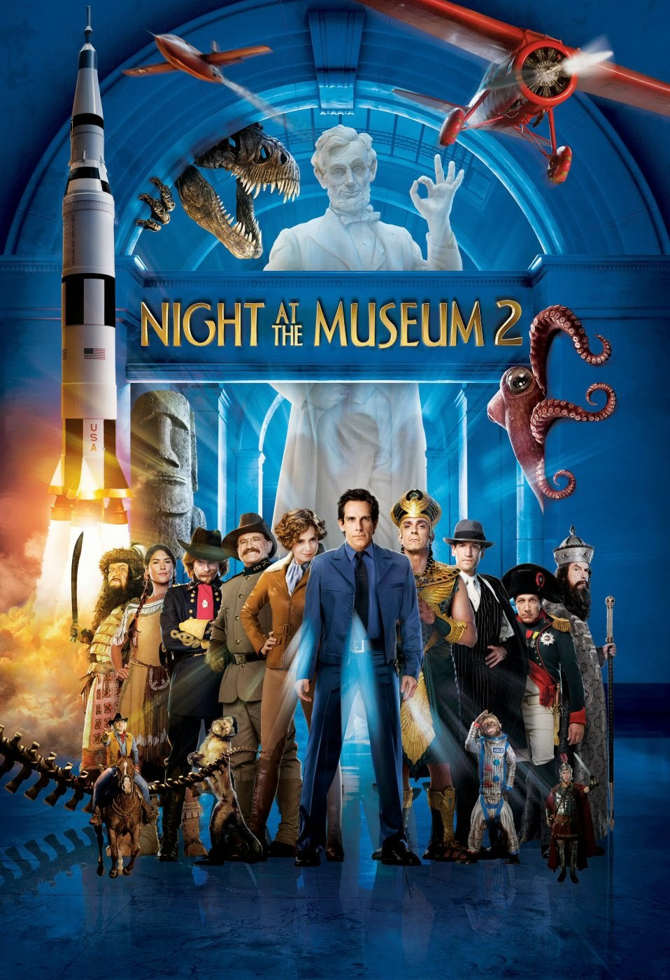 Night at the Museum: Battle of the Smithsonian - RGMOVIE