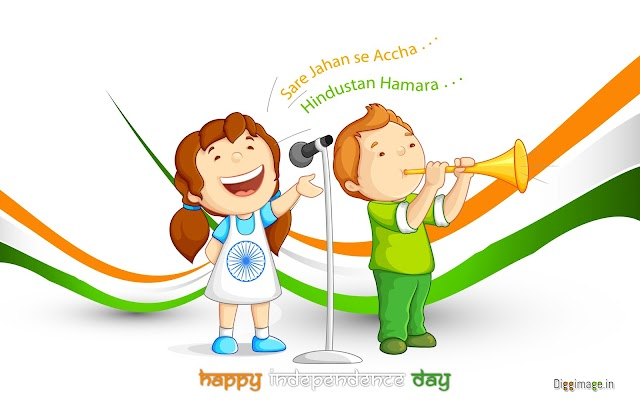 On Independence Day Here's wising our dreams of a new tomorrow come true for us.. NOW AND ALWAYS! Happy Independence Day..