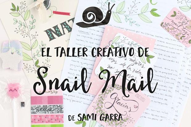 snail mail, sami garra, curso, gataflamenca