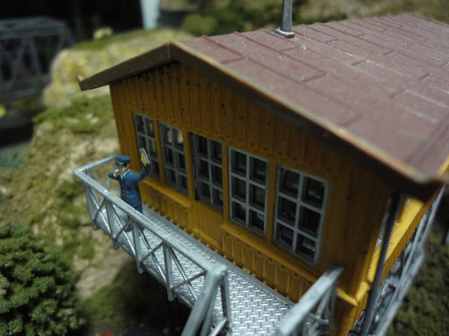 Model Railroad Constance Signal Tower