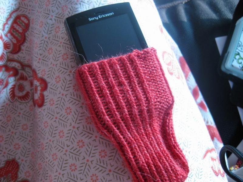 Phone cosy