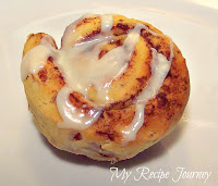 Cinnamon Rolls Grilled in Orange Peels!
