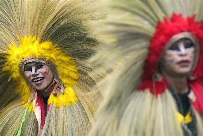 Perayaan Imlek di Solo, Jawa Tengah