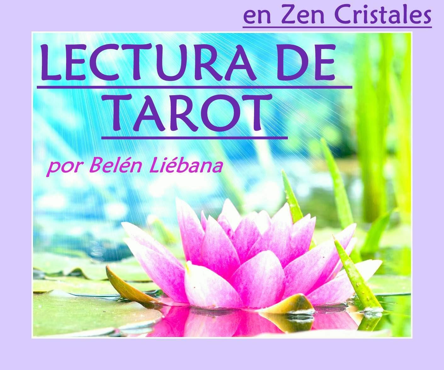 Lectura de Tarot en Zen Cristales