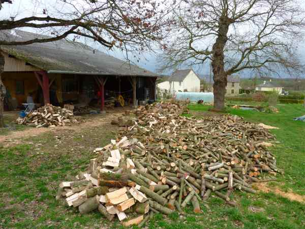 Permaculture in brittany registering our gratitude for Permaculture bretagne