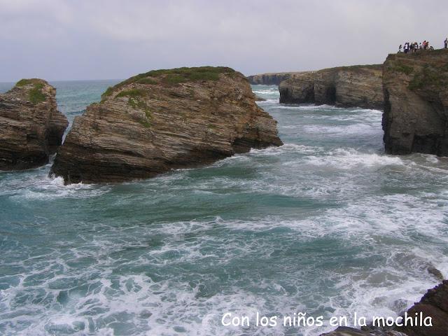 Playa-Catedrales-Lugo