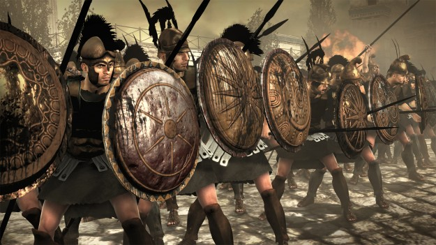 El Nuevo Vídeo De Total War: Rome II Nos Muestra El Juego En Su Mayor Nivel De Dificultad