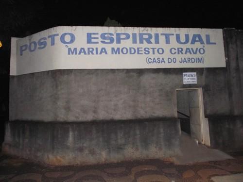 """Grupo Espírita de Atendimento Fraterno """"Maria Modesto"""""""