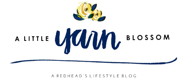 A Little Yarn Blossom