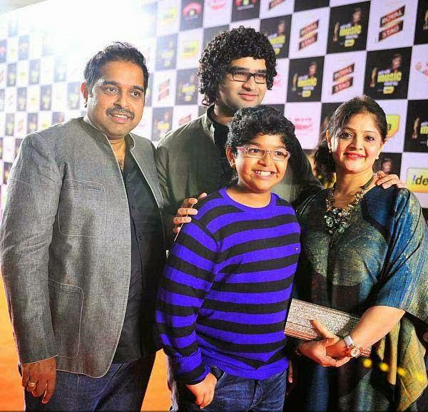 Shankar Mahadevan at Mirchi Music Awards 2014