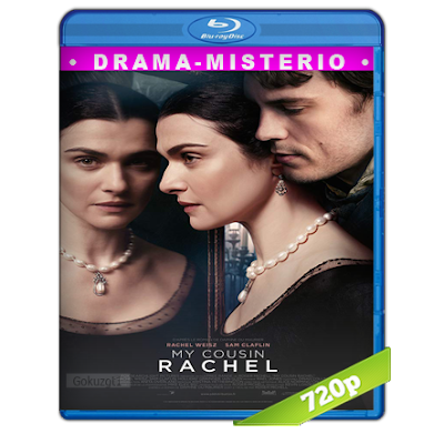 Mi Prima Rachel (2017) BRRip 720p Audio Trial Latino-Castellano-Ingles 5.1