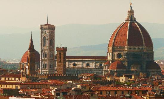 Top 25 destinations in the world: Florence, Italy