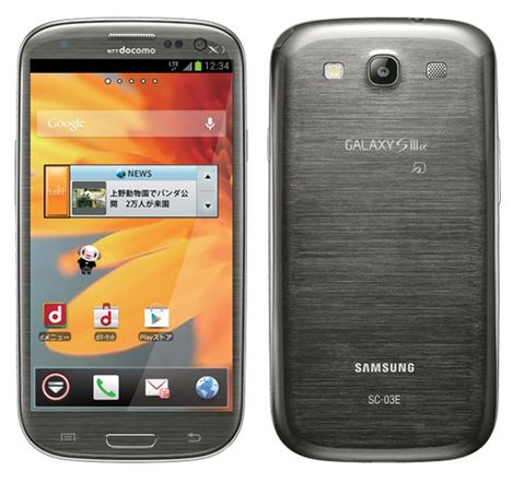 Android Smartphone Samsung GALAXY S3 Alpha Multi-Window-Funktion