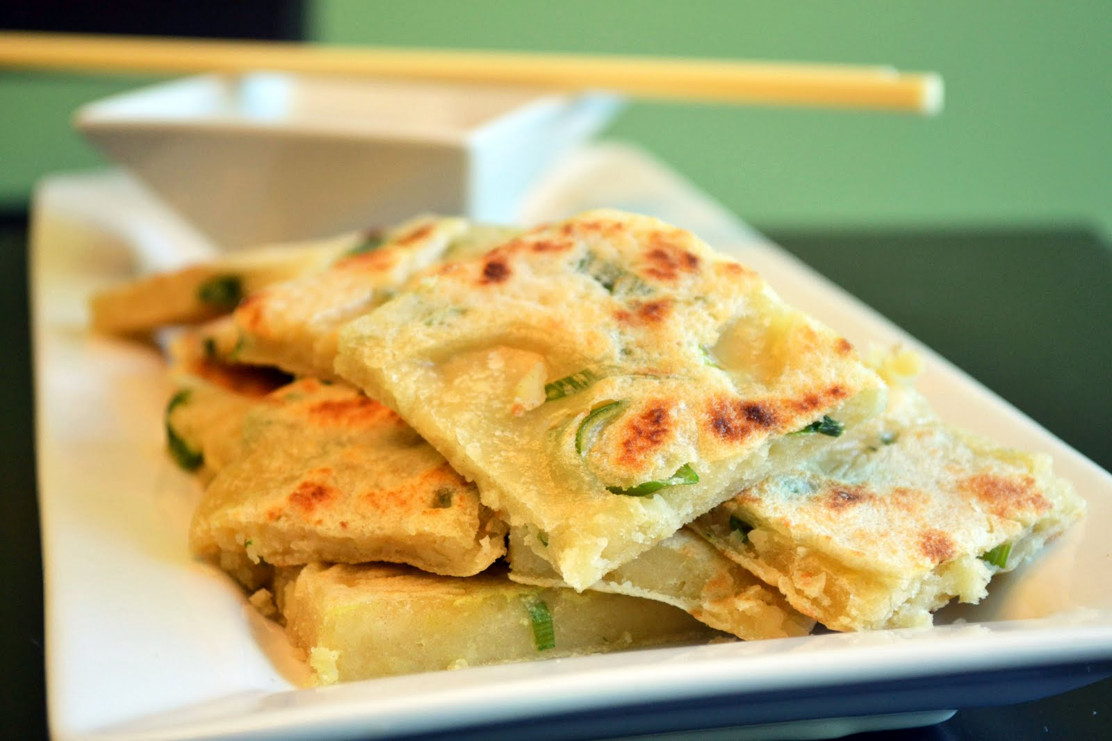 Scallion Pancakes (Cong You Bing)