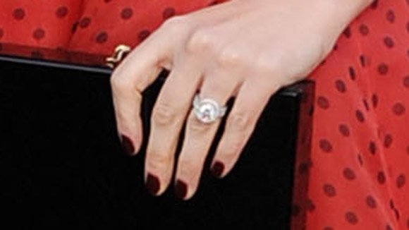 Melissa Mccarthy Wedding Ring More information anuntgratisinfo